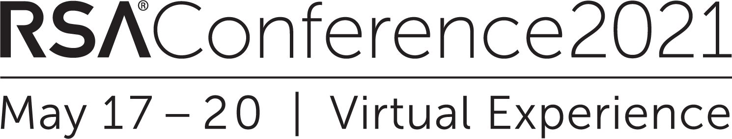 RSA Conference 2021 - virtual - horizontal - transparent